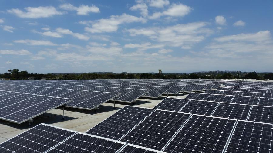 Commercial Solar Inland Empire