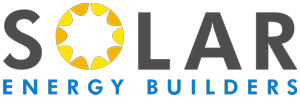 Solar Energy Builders, Residential and  Commercial Solar Company Logo