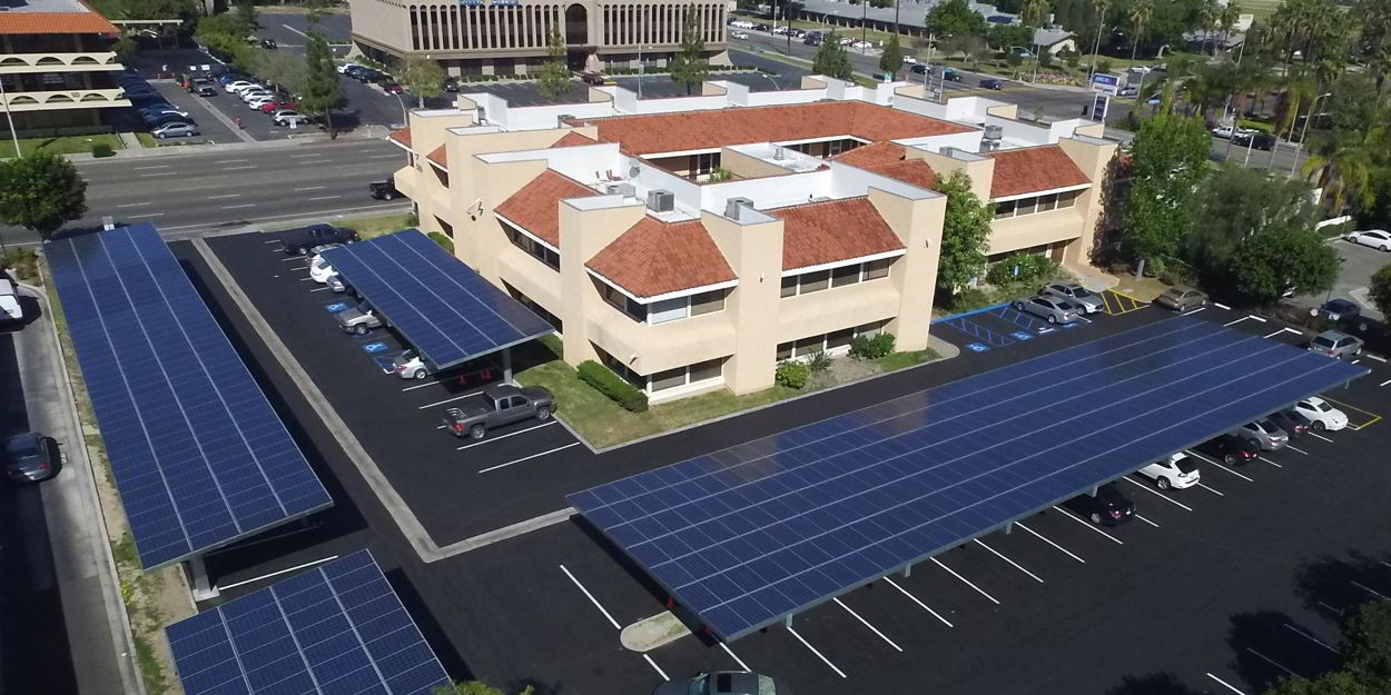 best solar carports for San Diego and the Inland Empire