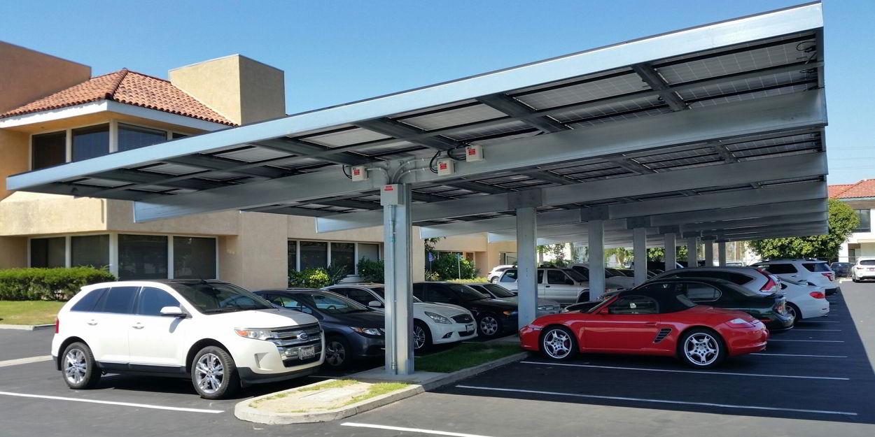 solar carports orange county, ca