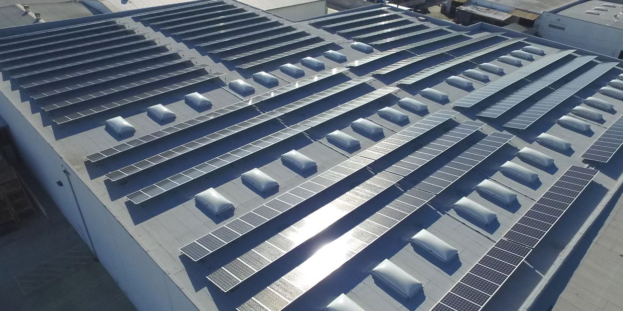 Commercial Solar company Southern California