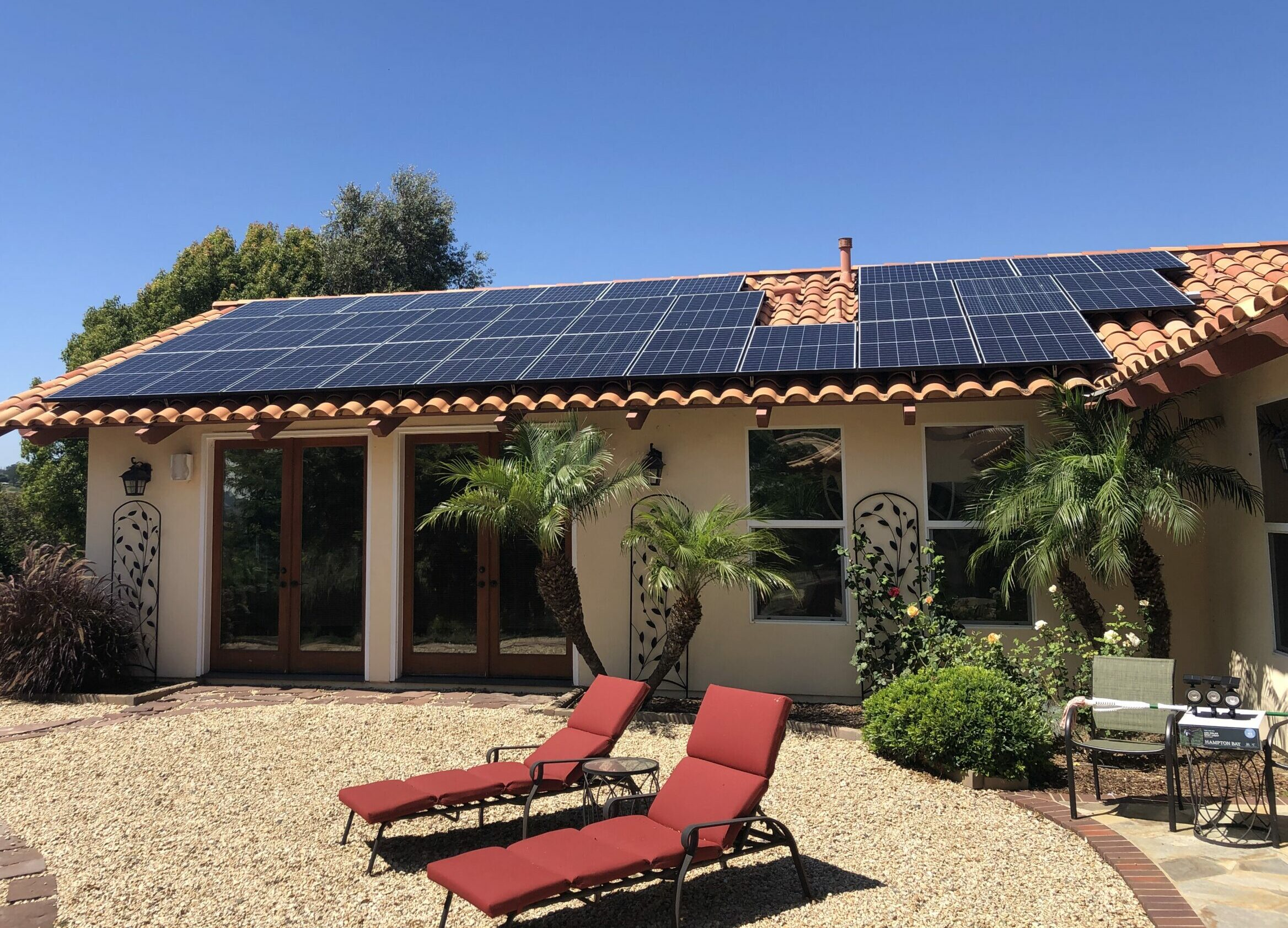 Solar incentives for homeowners in Southern California