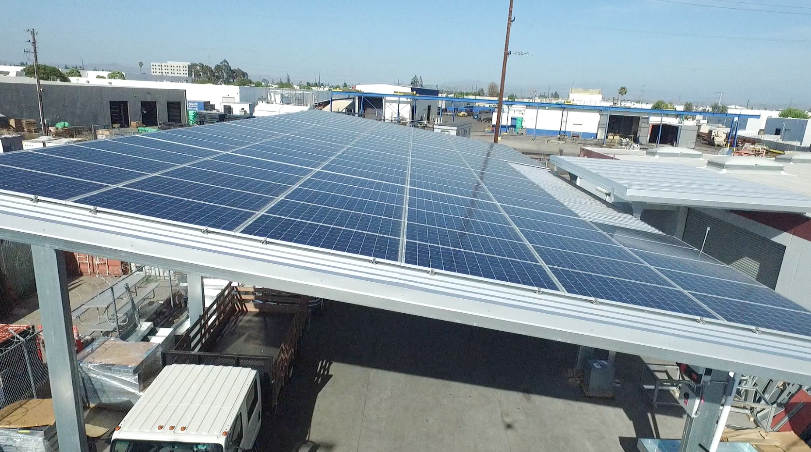 solar carport installation financing options