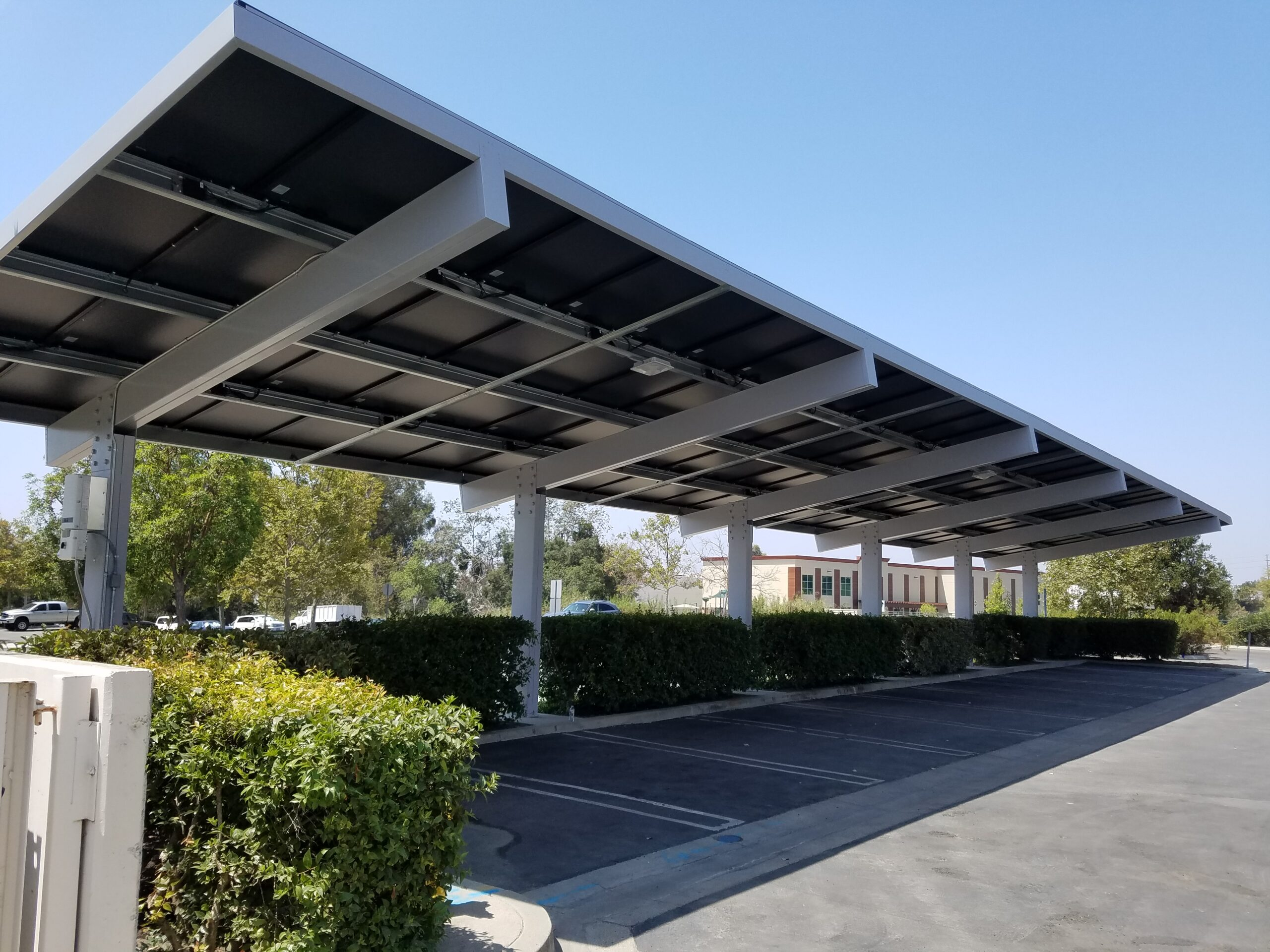 Solar Carport Canopy