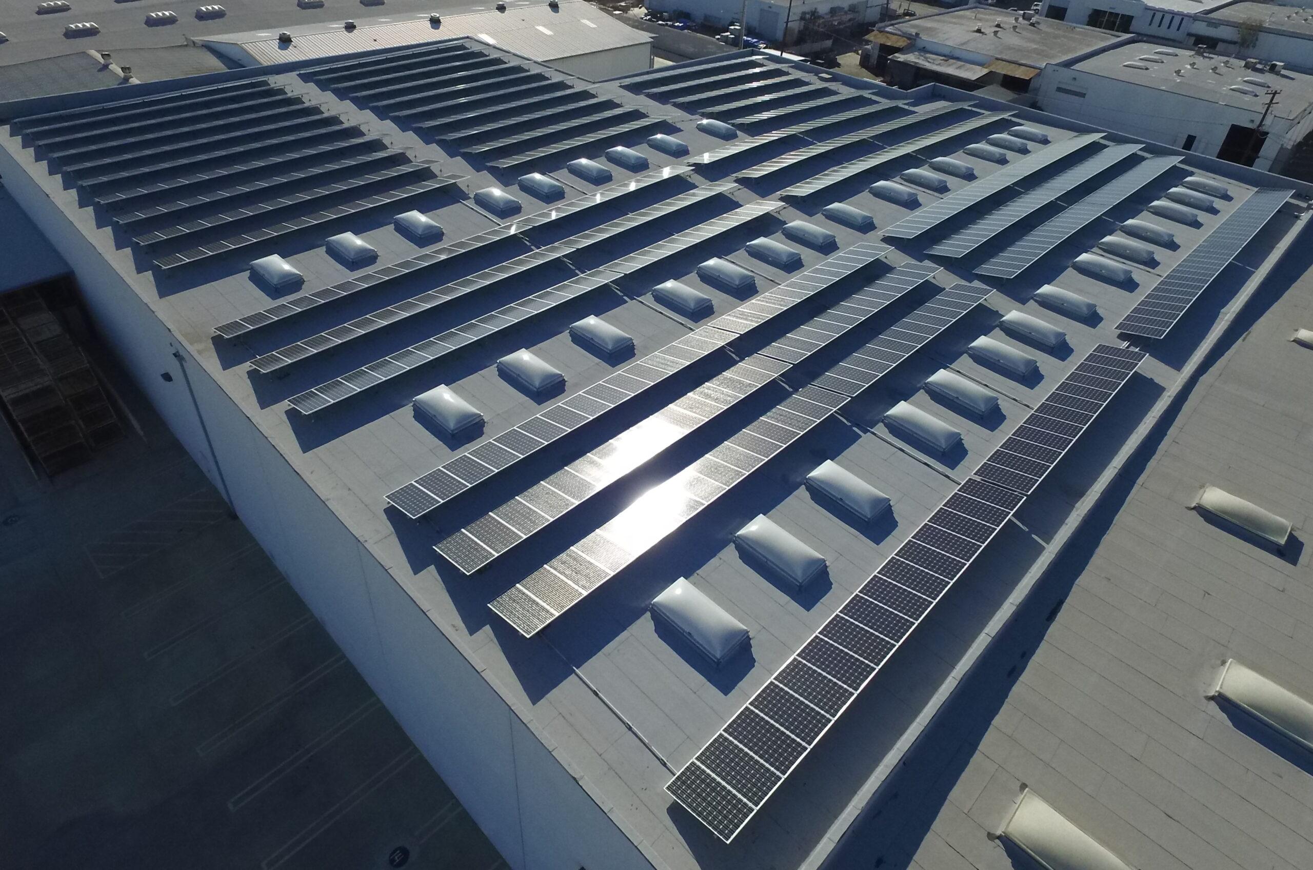 Commercial Solar Los Angeles